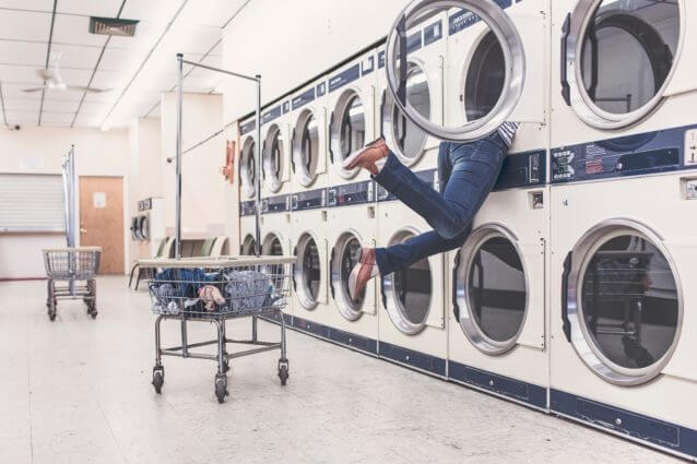 ワキガをうつさない対策1 ワキガの臭いを残さない洗濯方法