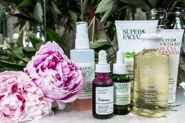 洗顔・化粧水・乳液の基本のスキンケア方法