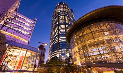 年下女性を誘う東京都内のデートスポットランキング3位:六本木ヒルズ