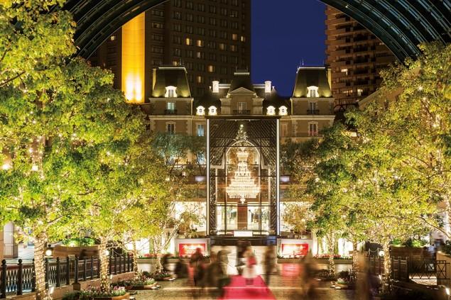 年下女性を誘う東京都内のデートスポットランキング6位:恵比寿ガーデンプレイス