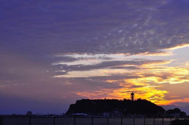 1位:湘南デートコースの極み江ノ島デート