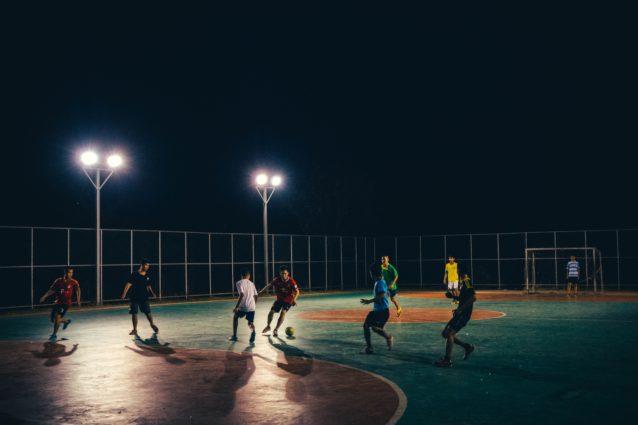 3位サッカー・フットサル
