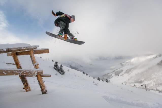 ●第3位スノーボード