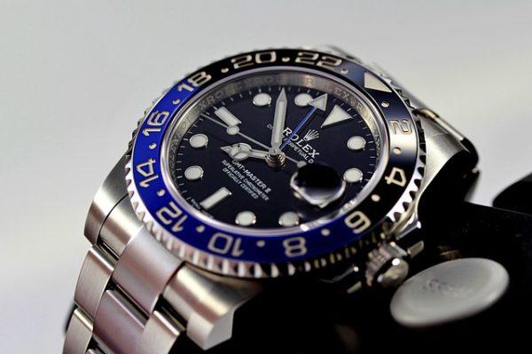 モテる男の持ち物2.こだわりの腕時計