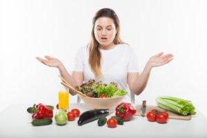 食物繊維、ミネラルもしっかり摂取する