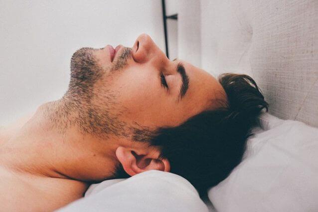 6)良く眠れるようになった