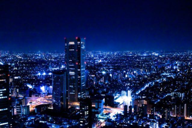 東京都内のおすすめ夜景デートスポット5選