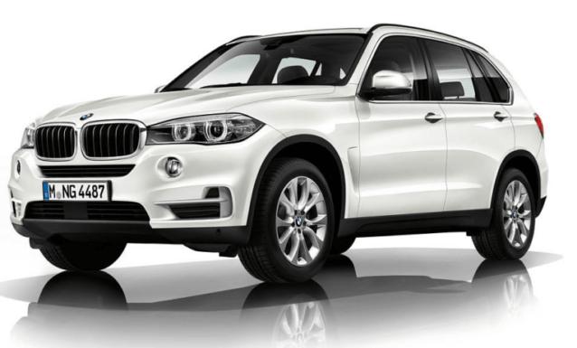 SUV2位:高級感満点!BMW X5