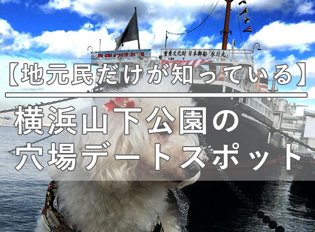 【地元民だけが知っている】横浜山下公園の穴場デートスポット