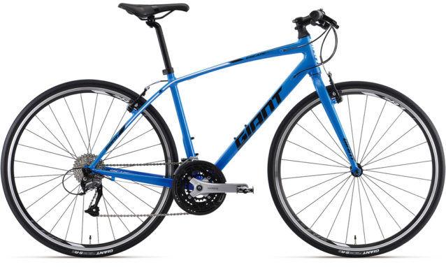 クロスバイク・ロードバイクどちらにするか悩んでいる人向け GIANT ESCAPE RX3