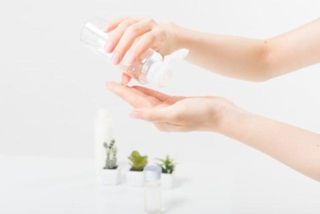 乾燥肌におすすめのメンズスキンケア化粧水と乳液