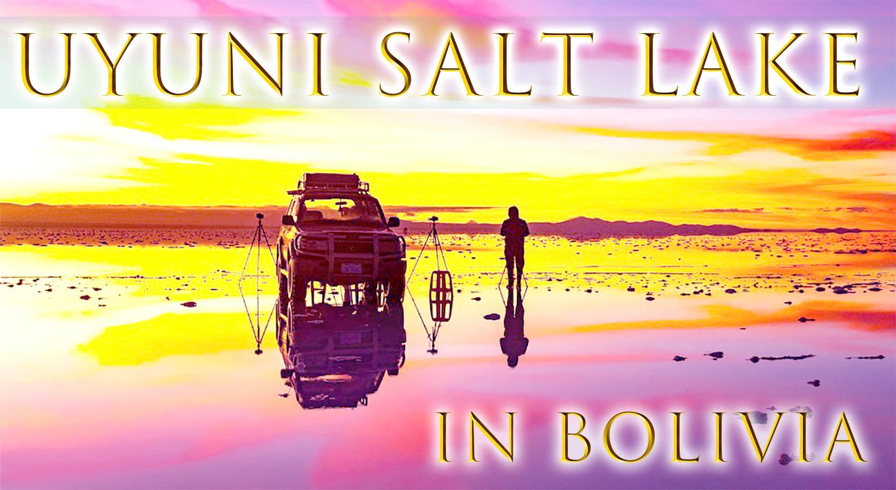 【2021年最新版】ウユニ塩湖【現地ツアー申込みのやり方】安いツアー会社は要注意!ボリビア