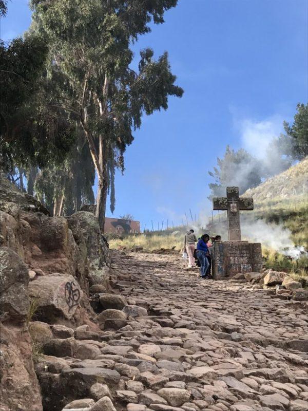 カルバリオ山(Cerro Calvario)