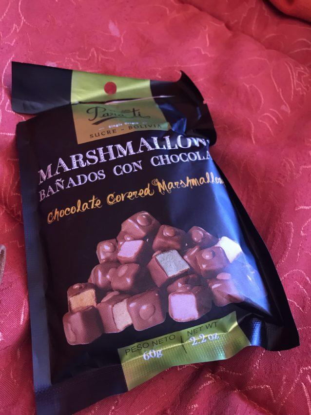 スクレはチョコレート
