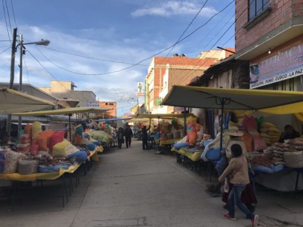 コパカバーナの観光