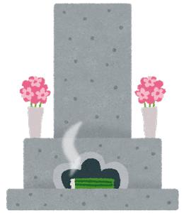 自分のルーツを探る方法4:墓石から探す