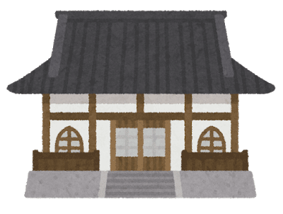 自分のルーツを探る方法3:お寺の過去帳