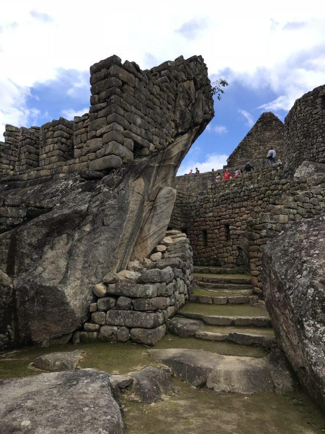 インカ橋遺跡5