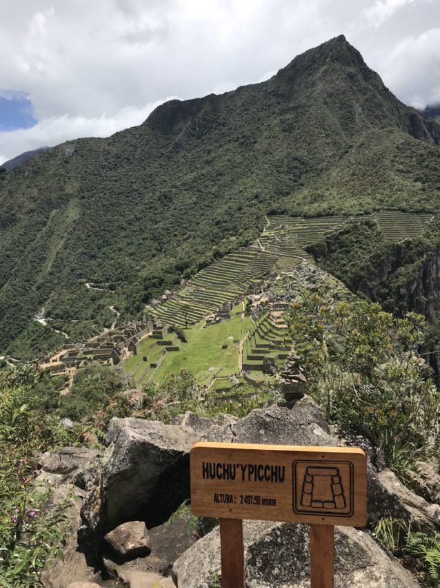 ワイナピチュ登山1