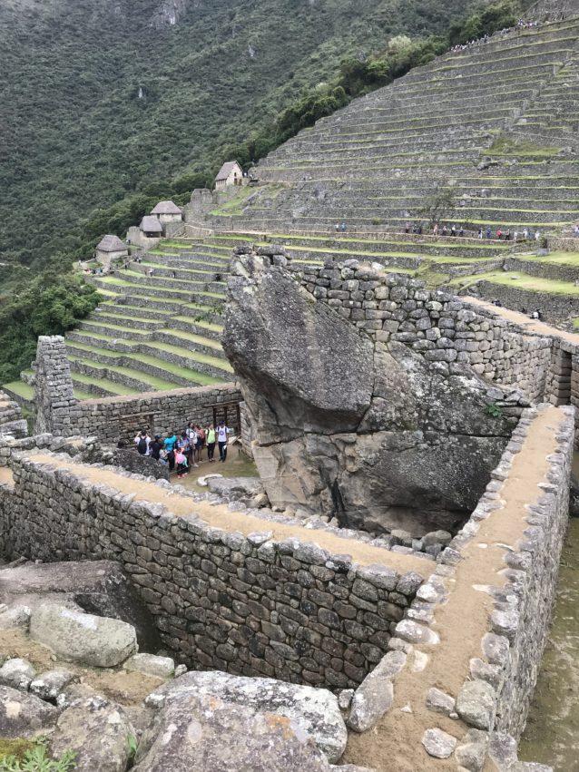 インカ橋遺跡4