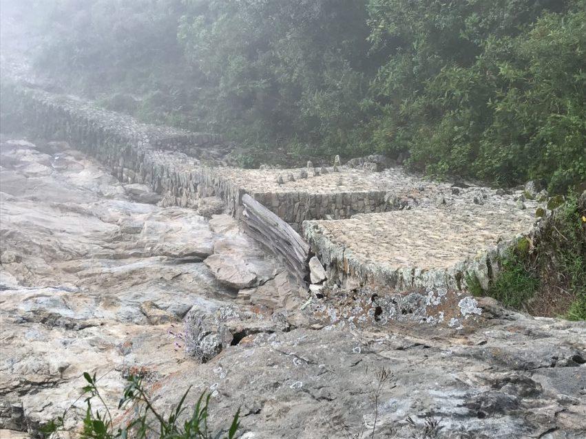 インカ橋遺跡