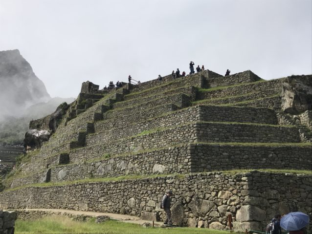 インカ橋遺跡3