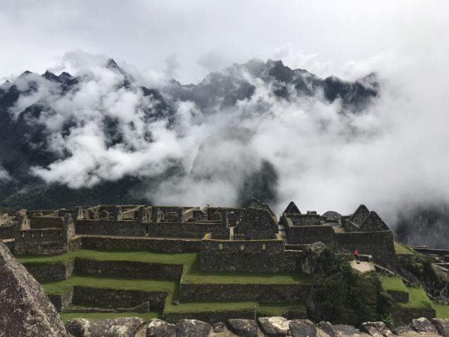 インカ橋遺跡2