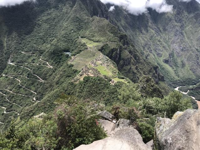 ワイナピチュ登山2