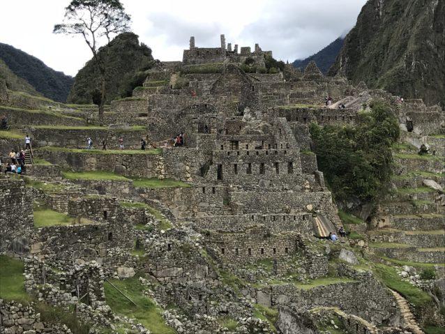 インカ橋遺跡6