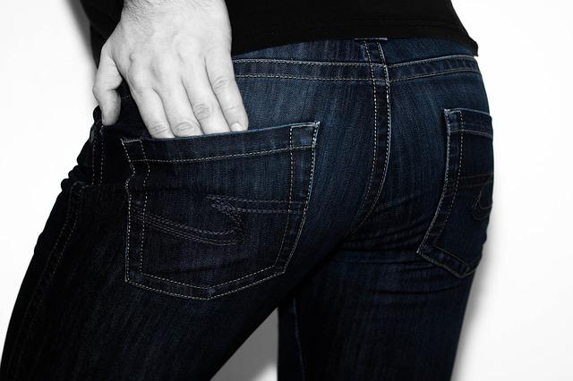 ちょうどいいサイズ(ジャストサイズ)服の選び方【ジーンズ編】