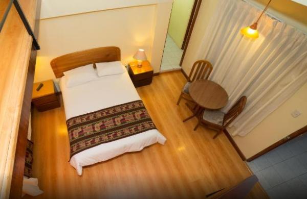 クスコで2泊したホテル・ロス アティコス B&B (Los Aticos B&B)