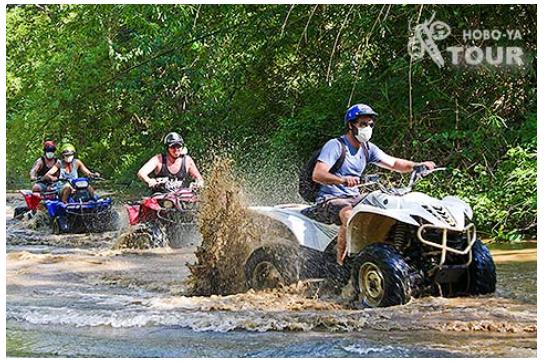 ATV オフロードツアー