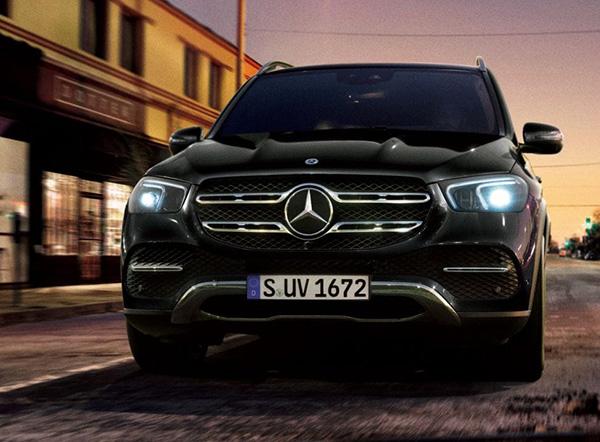 外車SUV人気ランキング3位:メルセデス・ベンツ GLEクラス