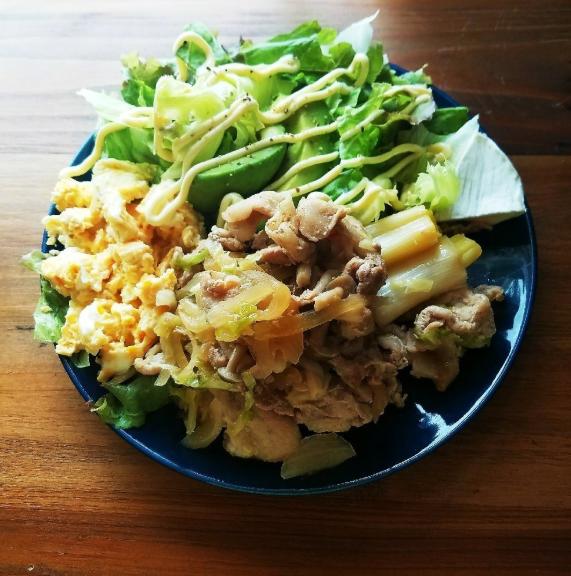 ケトジェニックダイエット料理