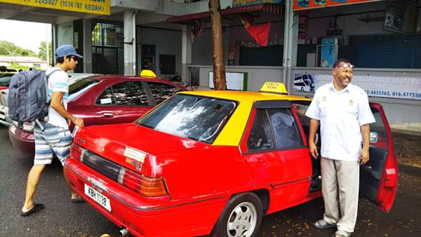 タクシーでバンコク市内・カオサンロードまで行く方法