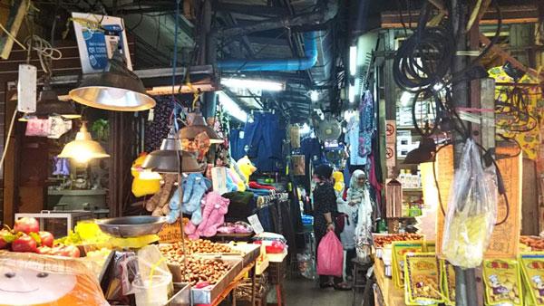 ハジャイでお土産を買うならKim Yong Market(キムヨンマーケット)