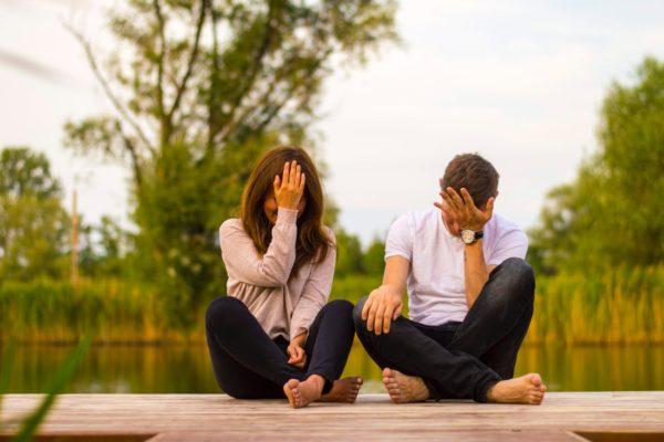 「お互いに冷静になろう」と時間を設けるカップルは破局する