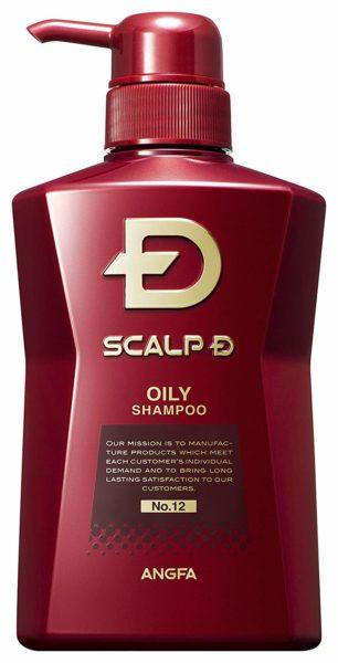 :スカルプD 薬用スカルプシャンプー オイリー(脂性肌用)
