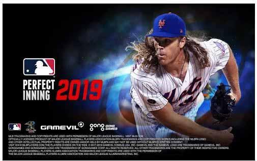MLB パーフェクトイニング 2019