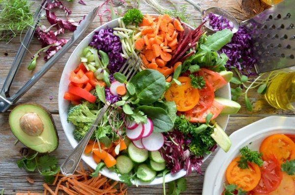 野菜を食べても痩せない理由