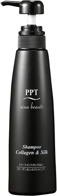 PPTコラーゲン&シルクシャンプー脂性肌用