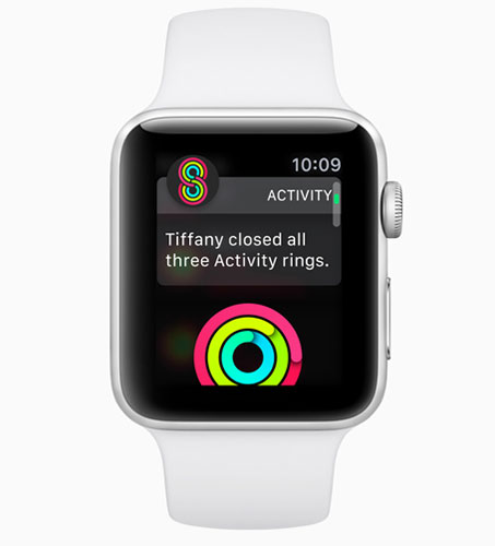 アップルウォッチのOS|WatchOS