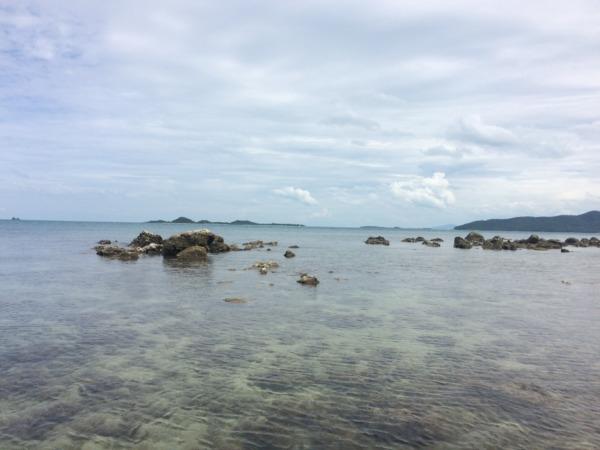 バンカオビーチエリア