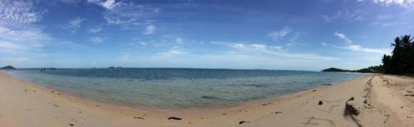 サムイ島の南西に位置