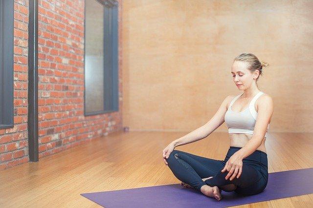 ストレスを軽減する運動